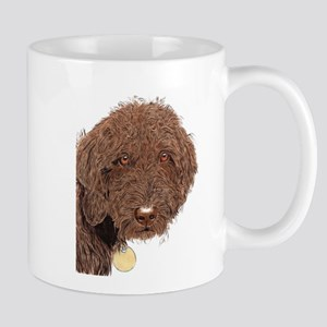 Chocolate Labradoodle 2 Mug
