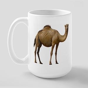 Camel Large Mug