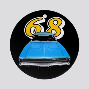68 Charger Ornament (Round)