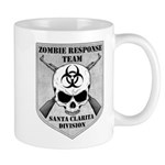 Zombie Response Team: Santa Clarita Division Mug