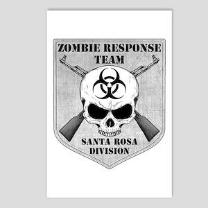 Zombie Response Team: Santa Rosa Division Postcard
