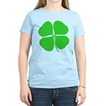 Four Leaf Clover Women's Light T-Shirt