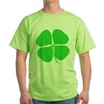 Four Leaf Clover Green T-Shirt