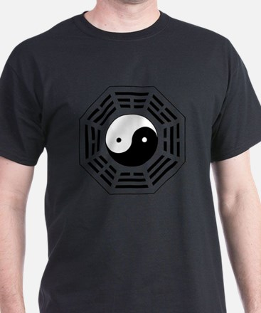 8 Trigrams Later Heaven T-Shirt