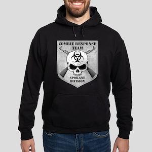 Zombie Response Team: Spokane Division Hoodie (dar