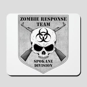 Zombie Response Team: Spokane Division Mousepad