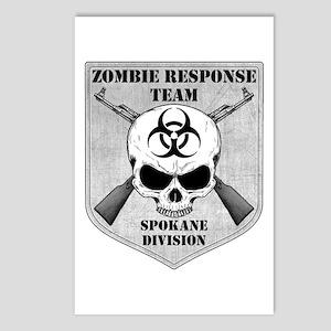 Zombie Response Team: Spokane Division Postcards (