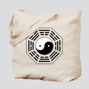 8 Trigrams Later Heaven Tote Bag
