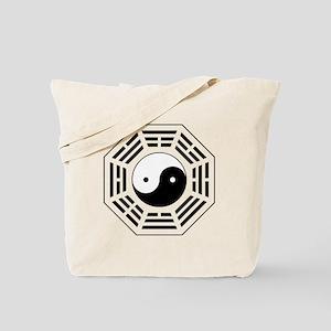 8 Trigrams Later Heaven Tote Bag