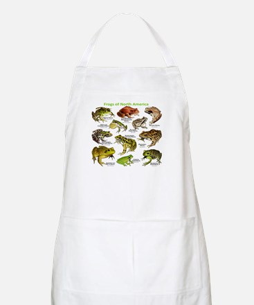 Frogs of North America Apron