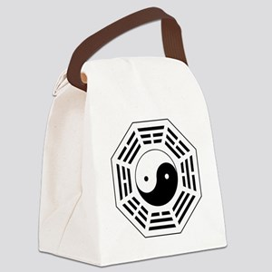 8 Trigrams Later Heaven Canvas Lunch Bag