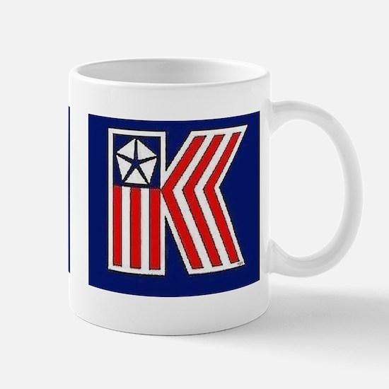K-Car Emblem Mug