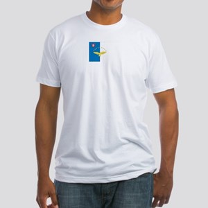 Azores Fitted T-Shirt