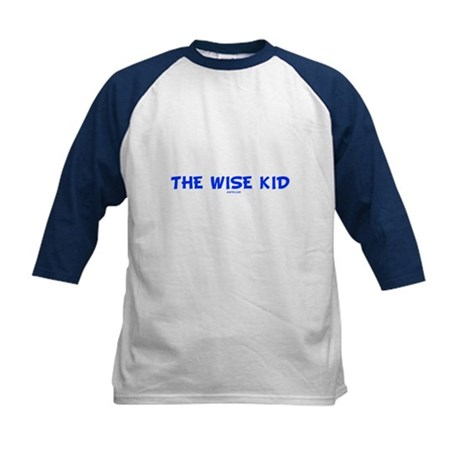 The Wise Kid Kids Baseball Jersey