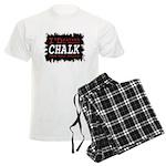 Wearing Chalk Men's Light Pajamas