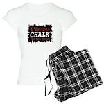 Wearing Chalk Women's Light Pajamas