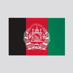 Afghanistan Rectangle Magnet