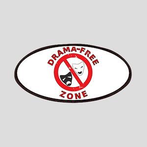 Drama Free Zone Patch