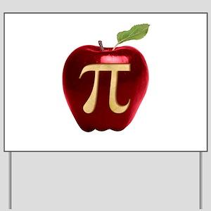 Apple Pi Yard Sign