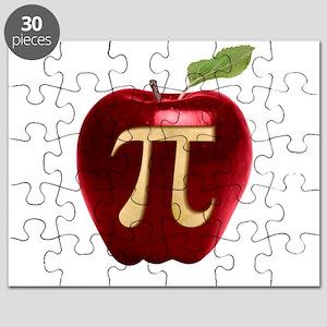 Apple Pi Puzzle