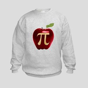 Apple Pi Kids Sweatshirt