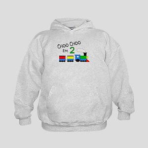 train_choochooim2 Sweatshirt