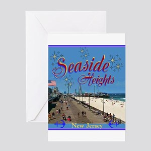 Seaside Heights Greeting Cards
