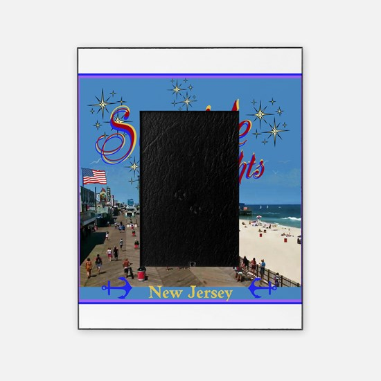 Seaside Heights Picture Frame