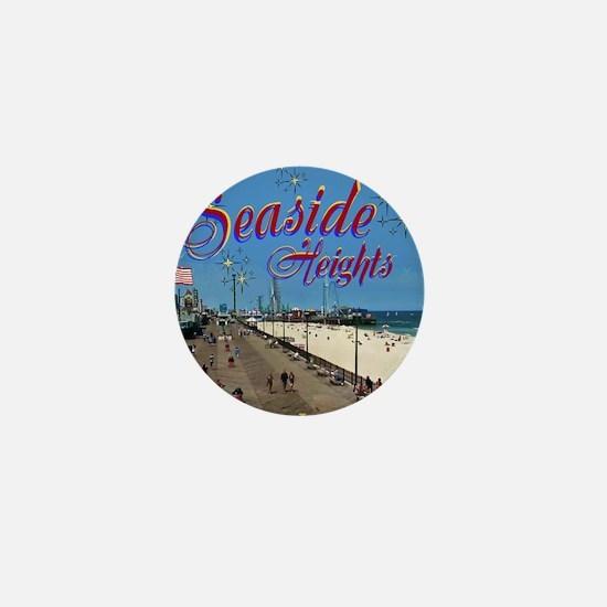Seaside Heights Mini Button