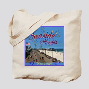 Seaside Heights Tote Bag