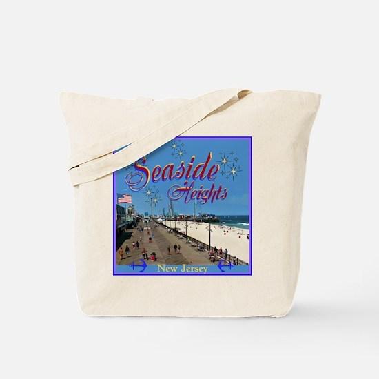 Seaside Heights Tote Bag