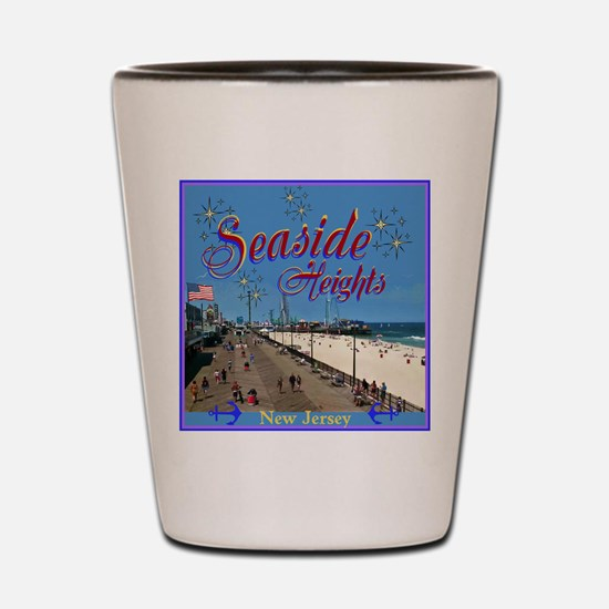 Seaside Heights Shot Glass