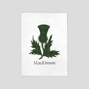 Thistle-MacKinnon hunting 5'x7'Area Rug