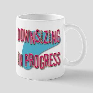 Downsizing Mug