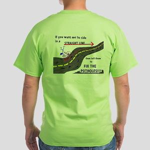 Fix the Potholes! T-shirt