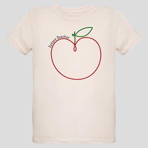 Future Teacher Organic Kids T-Shirt