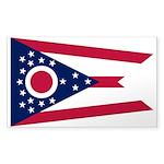 Ohio Sticker (Rectangle)