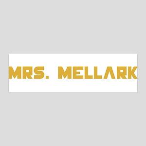 Mrs. Mellark 42x14 Wall Peel