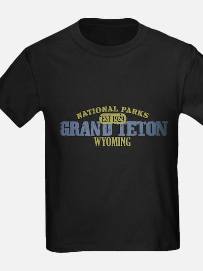 Grand Teton National Park Wyo T