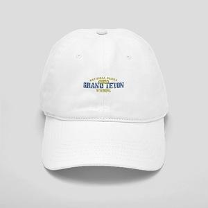 Grand Teton National Park Wyo Cap