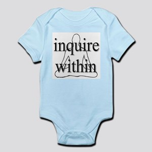 Inquire Within Infant Creeper