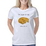 gingercat-clipart-bigger Women's Classic T-Shirt