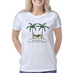 Happiness is a hammock Women's Classic T-Shirt