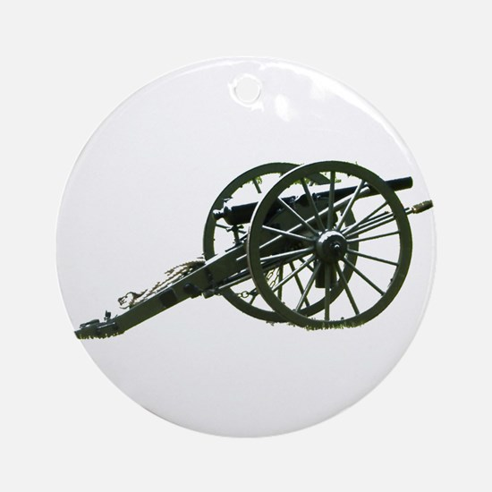 Canoneers Post! (round) Round Ornament