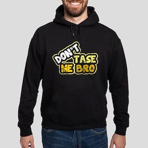 Don't Tase Me Bro, Vintage Hoodie (dark)