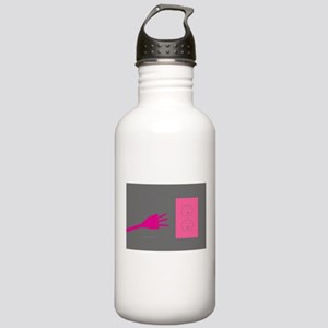 pink connectivity Stainless Water Bottle 1.0L