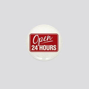 24 Hours... Mini Button