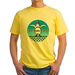 Penguin Yellow T-Shirt