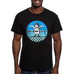 Penguin Men's Fitted T-Shirt (dark)