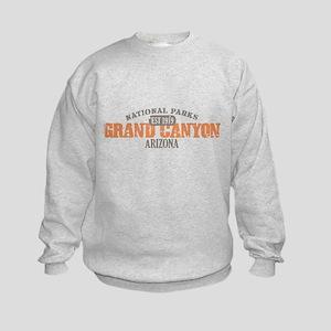 Grand Canyon National Park AZ Kids Sweatshirt